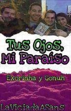 Tus Ojos, Mi Paraíso ~Exorinha~ [Pausada Temporalmente~] by LaViciadaASans