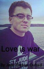 Love Is War (Redvacktor X reader)  by Jaydada_586