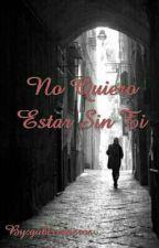 No quiero estar sin ti ( Jinkook) by gabixisneros