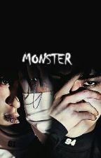 Monster ( ChanHun)  by JannethChanHun