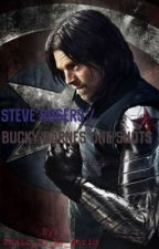 Steve Rogers / Bucky Barnes Imagines and Preferences by Panic_In_My_World