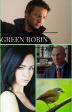 Green Robin (Avengers, Clint Barton pairing) by insaneredhead