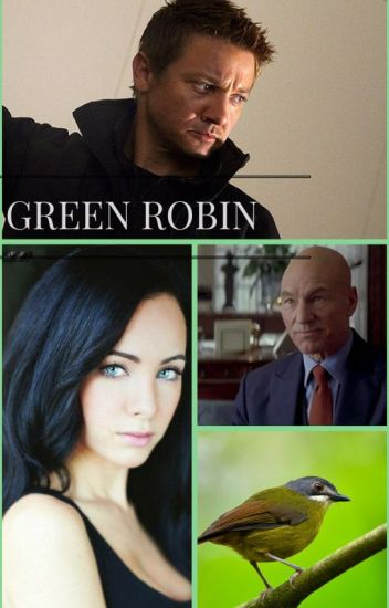 Green Robin (Avengers, Clint Barton pairing)