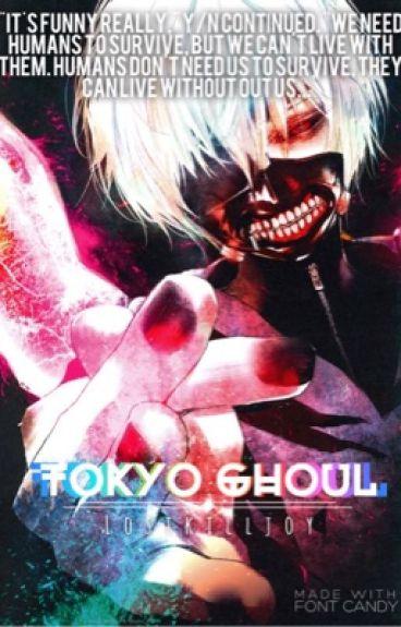 Anubis   Tokyo Ghoul X Reader