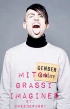 Mitch Grassi Imagines by danisnotanidiot