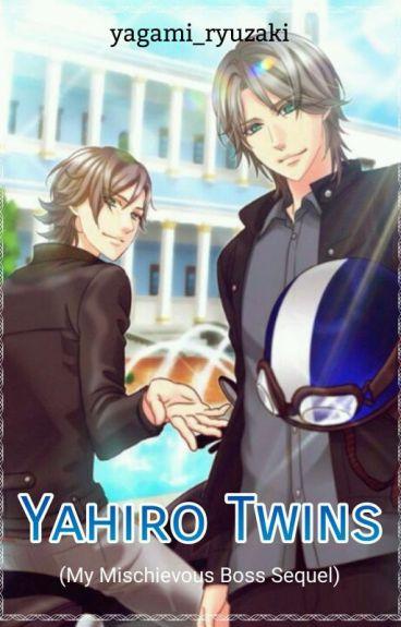 YAHIRO TWINS (Book 3)