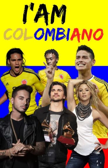 I'am Colombian