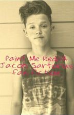 Paint Me Red//Jacob Sartorius  by jacobbs_cuties