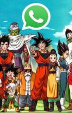 WhatsApp Dragon Ball by gatsbywriter
