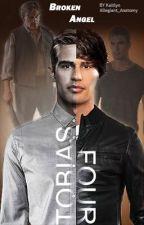 Broken Angel    A Tobias Eaton Fanfiction by Allegiant_Anatomy