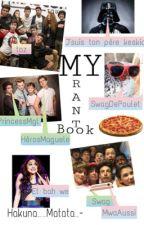 MY RANT-BOOK ✅ by imweirdlikemichael