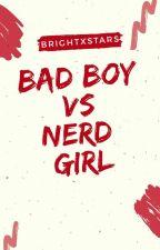 Bad boy With Nerd girl by Fauziahistqmh