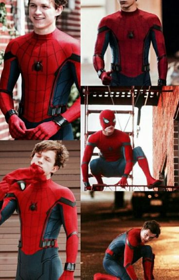 Imaginas de SpiderMan|| Tom Holland