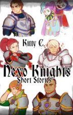 Nexo Knights Short Stories by kittycheshire8