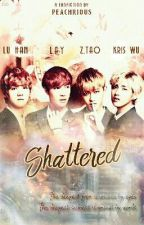SHATTERED by peachrious