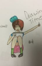 Drawing Time! #1**GO TO NEWEST ARTBOOK** by Ashez11