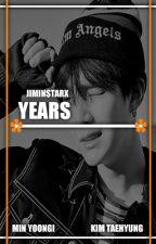 Years • Myg × Kth ; Hiatus by jiminstarx