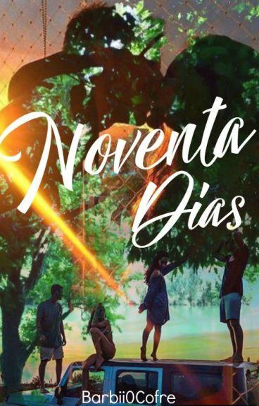 Noventa Días (SDLV #2) #CarrotAwards2016 #PNovel