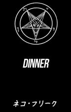 Dinner. Passion, deceit and revenge / myg + jjk by NekkoFreak