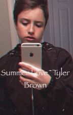 Summer Love//Tyler Brown by teenkisses
