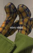kpop story ideas  by antigod