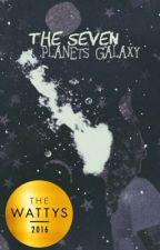 مَجرّة الكواكِب السبع |  The seven planets galaxy by Faddwa