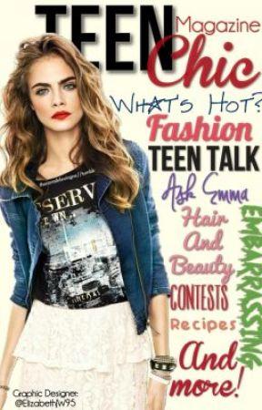 Teen Chic Magazine Issue #1 September 2013 by TeenChicMagazine