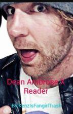 Dean Ambrose X Reader by Dis-Arm-Rollins