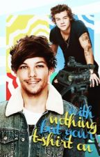 with nothing but your t-shirt on (tłumaczenie larry stylinson) by niallscrouton