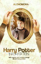 Harry Potter Information by alohomora-