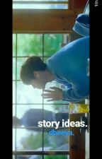 story ideas ↬ random by PrkHwaYoung