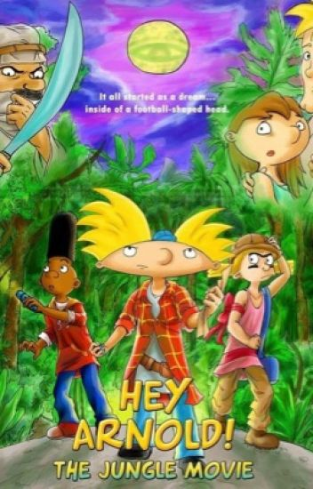 Download Hey Arnold Game  PNG