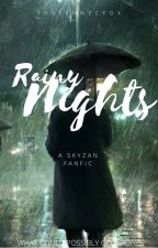 Rainy Nights (Adam x Max Skyzan Fanfic) by TheFennec_Fox