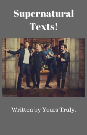 SuperNatural text! by troybundy