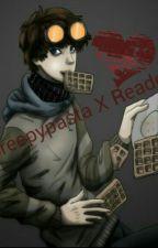 "Creepypasta X Reader ""Lemon"" by ClockworkCreeps"
