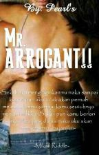 Mr. arrogant!! by Pearls_World