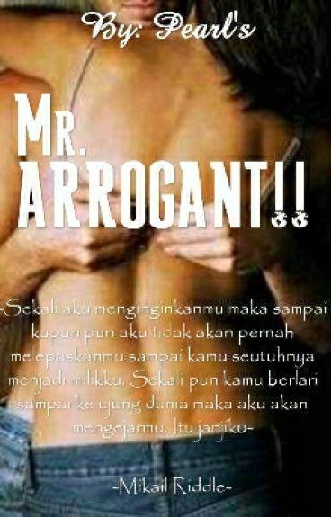 Mr. arrogant!!