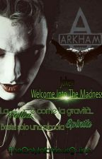 Joker:Welcome Into The Madness by Harls_Is_Here