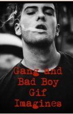 Gang and Bad Boy    Gif Imagines by _RoseGoldWolf_