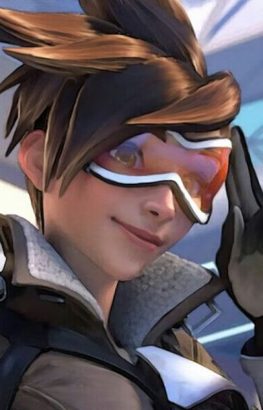 Watching Over You (Overwatch Tracer FF)