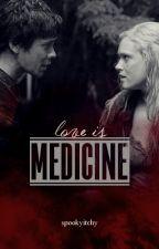 Medicine | Bellarke by SpookyItchy