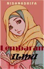Lembaran Ilmu by NidaNadhifa