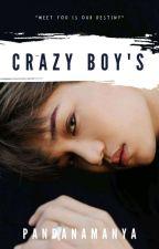 CRAZY BOY by Rochmavan