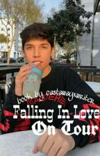 Falling In Love On Tour by castawayxwriter
