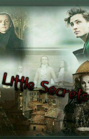 Little Secrets- Volturi FF by BlackBloodBat