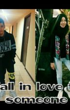 Fall In Love To Someone by DhelaAmeliaPuspita