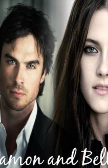 Damon And Bella.