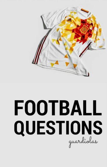 football questions
