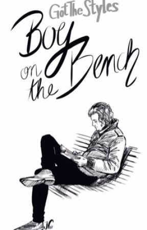 Boy on the bench  by GotTheStyles
