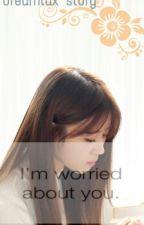 Worried (MIJOO-WOOHYUN) by dreamlux